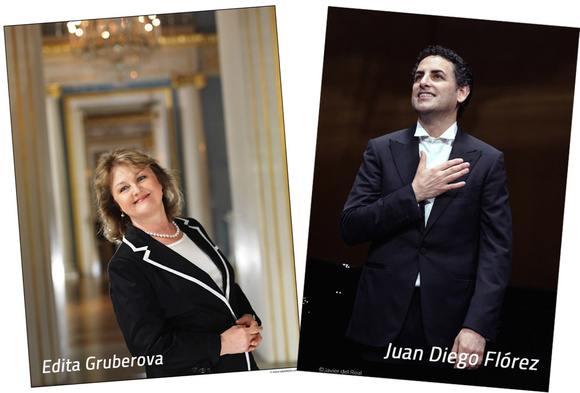 Edita Gruberova & Juan Diego Florez