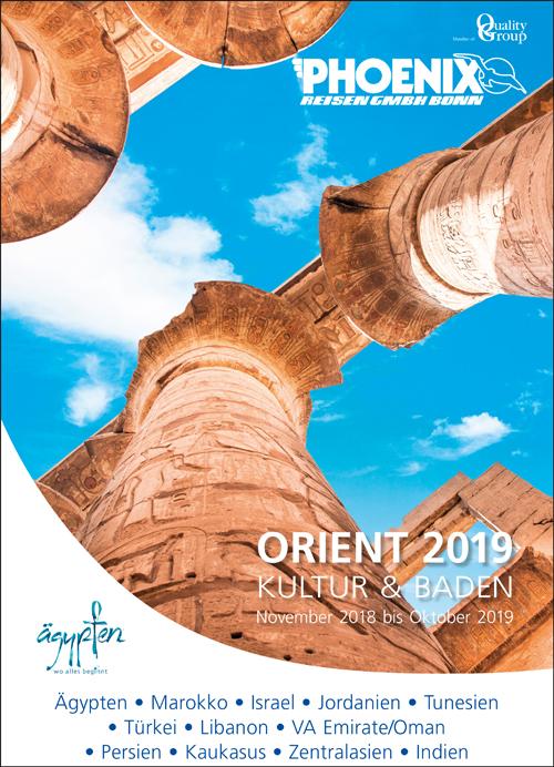 Katalog Orient 2019 Kultur & Baden