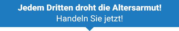 Altersarmut in Deutschland. Jeder dritte wird betroffen sein!
